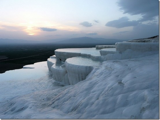 Know Travertine Pools of Pamukkale, Turkey
