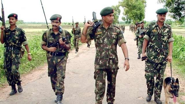 Indian Army Killed Millitant