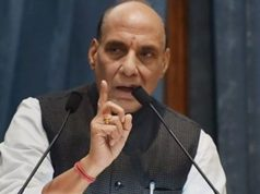 RajNath Singh Political Profile