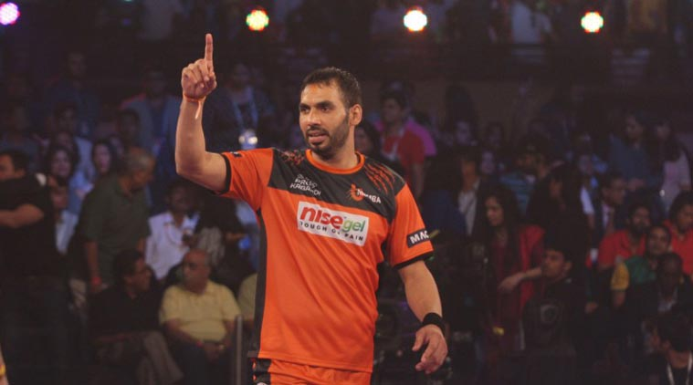 Kabaddi world cup 2016 know your caption anup kumar about anup image altavistaventures Image collections