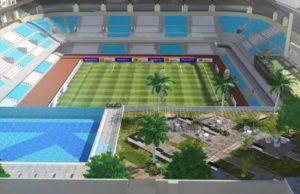 Kabaddi World Cup 2016 Stadium