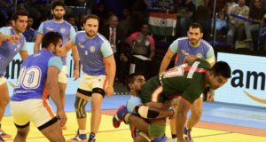 Indian Kabaddi Match