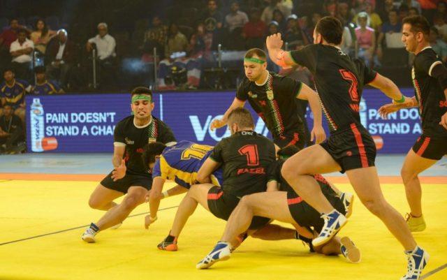 Iran Kabaddi Team