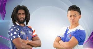 USA Vs Japan Kabaddi Match World Cup 2016