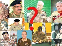 Next Army Chief Of Pakistan