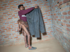 Men with Four Legs In India