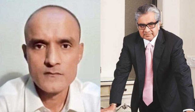 Harish Slave arguments in ICj over kulbhushan Jadav