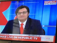 Arnab Backs with Republic Exposes Lalu Prashad