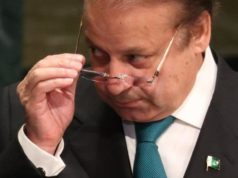Nawaz Sharif caught on cam doing Job In UAE company taking salary