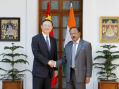Ajit Doval India China Stand off at border