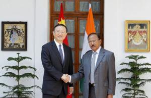 Ajit Doval India China Stand off at border