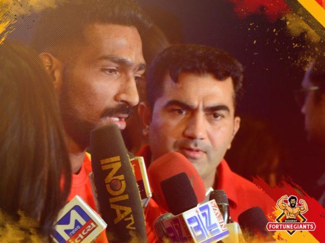 Sukesh Hegde Pro Kbaddi Star player