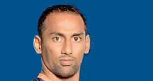 Baji Rao hodge in Pro Kabaddi league