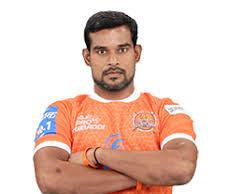 Dharmaraj Cheralathan Player Profile Pro Kabaddi