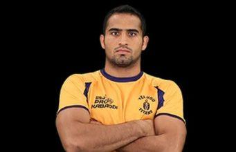 Sandeep Narwal Kabaddi Player