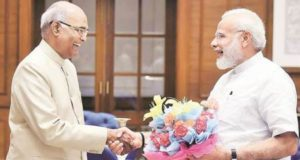 Ramnath Kovind becomes the Indian President