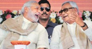 Nitish Kumar makes government with BJP in Bihar