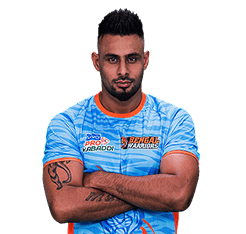 Manindar Singh Bengal Worrier ls Best new Kabaddi player
