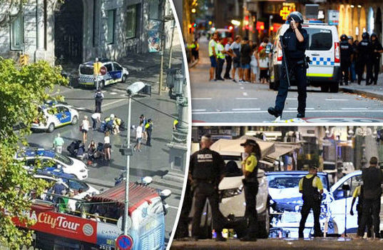 ISIS attack in Barcelona spain