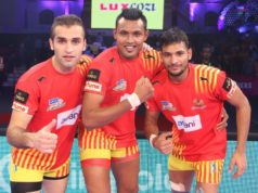 After Bengal Worrier & Patna Pirate, Gujrat fortune giants become 3rd team to qualify to next round of ProKabaddi