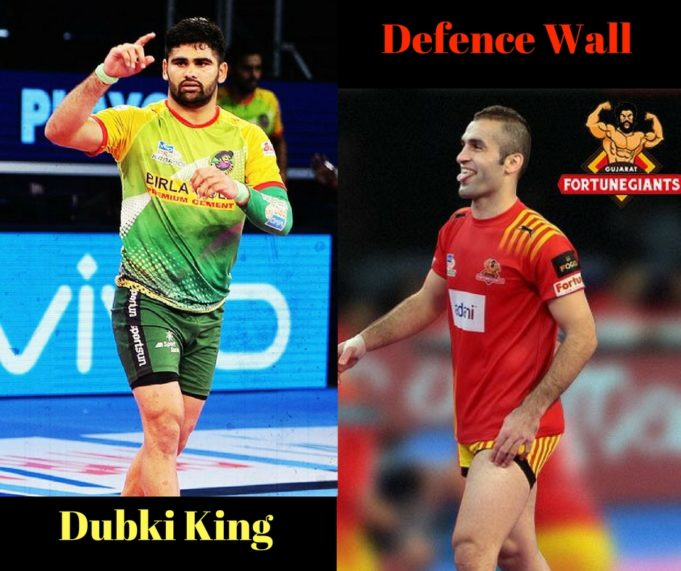 Strength & Weakness of Both the finalist of Pro Kabaddi Patna Pirates & Gujarat Fortune Gaines.