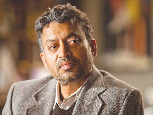 Bollywood Actor Irfan Khan Diagnosed With Neuroendocrine