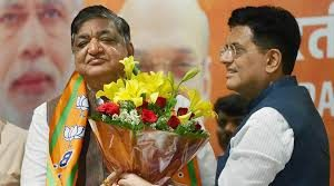 BJP cadre critisizes party over the entry of Naresh Agrawal