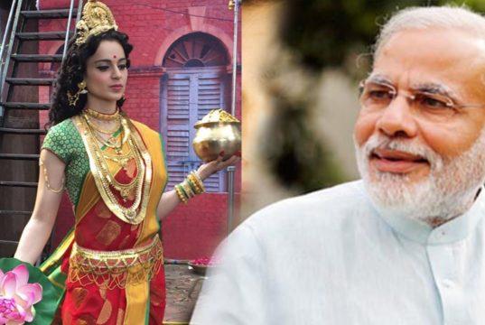Narendra Modi is my role model : Kangna ranout