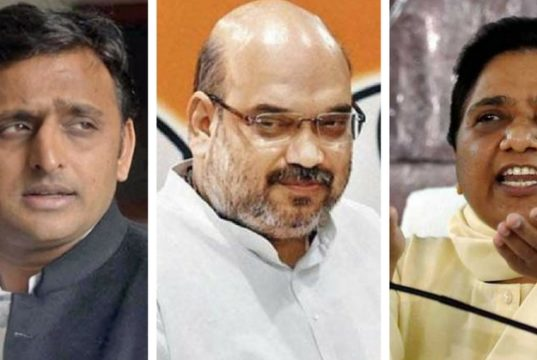 BJP checkmate Sp and BSP in rajaysabha election