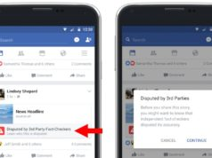 Facebook to fact check fake news