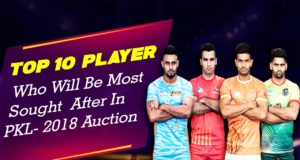 Pro Kabaddi Auction 2018 : Top 10 most shout after player of PKL 6
