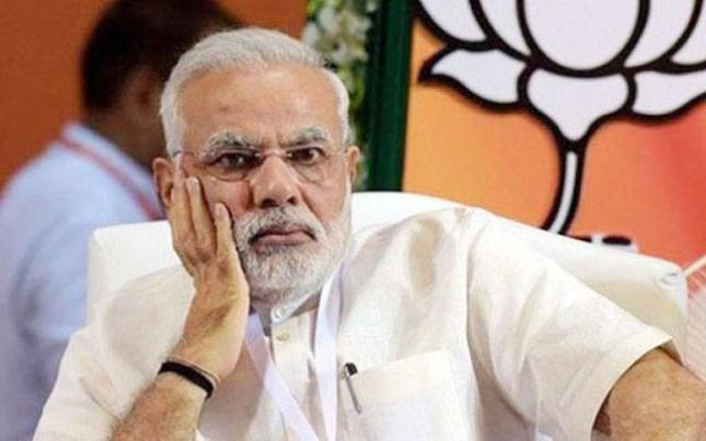 Modi governmanet approves 10 % reservation for economically backword upperclass